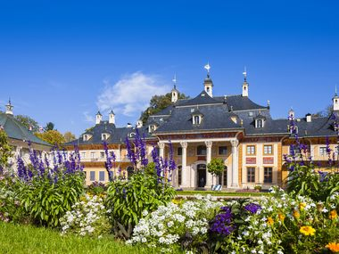 Pillnitz Palace and Park