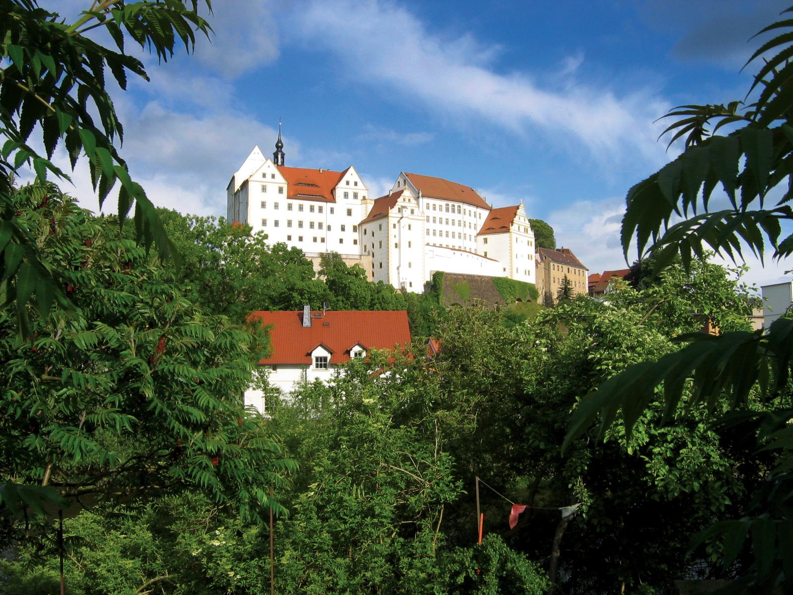 Übernachtungen in Sachsen | Schlösserland Sachsen - Staatliche ...